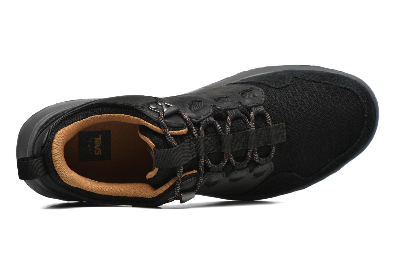 Chaussures de sport Teva Arrowood WP Noir vue gauche