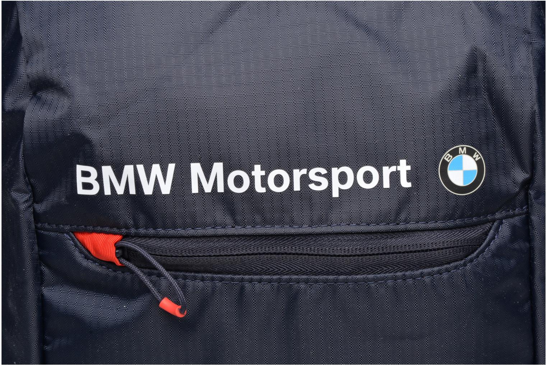 Zaini Puma BMW Motorsport Sac à dos Azzurro immagine sinistra