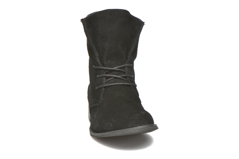 Bottines et boots Vero Moda Vera Noir vue portées chaussures