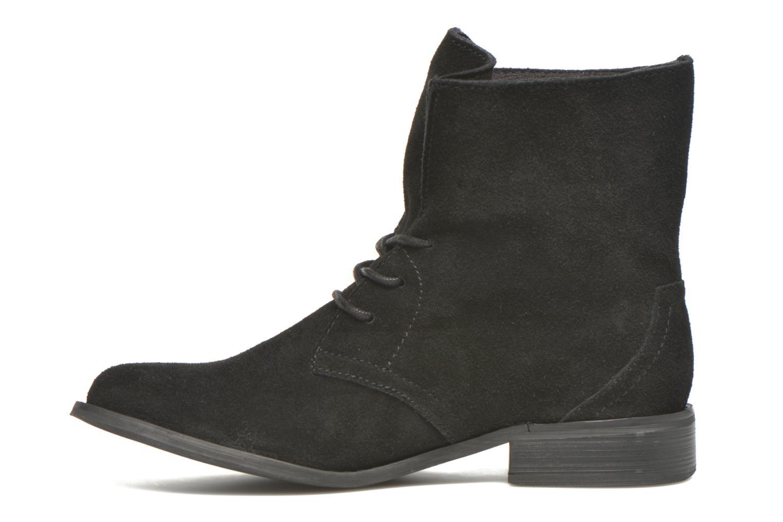 Bottines et boots Vero Moda Vera Noir vue face