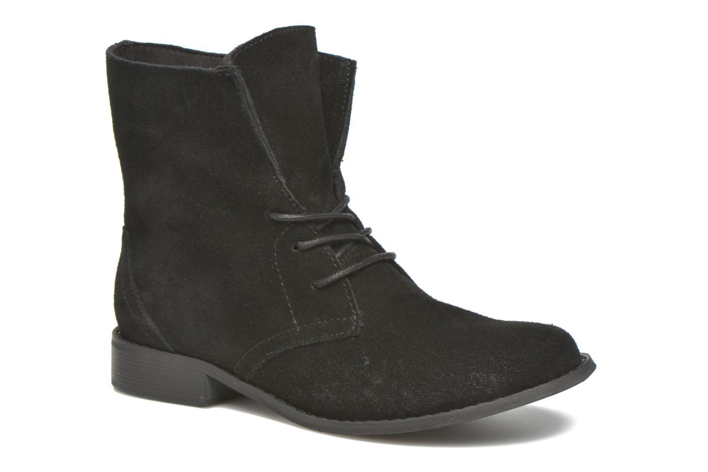 Bottines et boots Vero Moda Vera Noir vue détail/paire