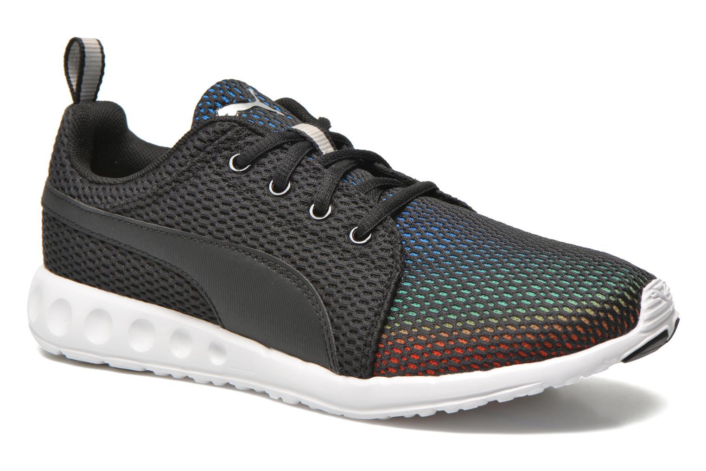 Chaussures de sport Puma Wns Carson Noir vue détail/paire