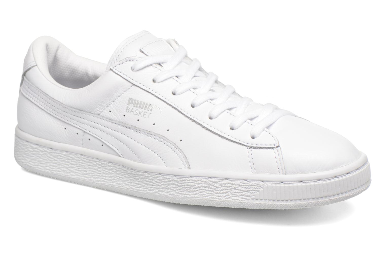 puma basket classic lfs blanche
