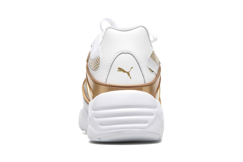 Baskets Puma Wnbs Blaze Blanc vue droite