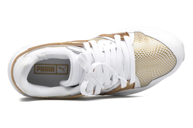 Sneaker Puma Wnbs Blaze weiß ansicht von links