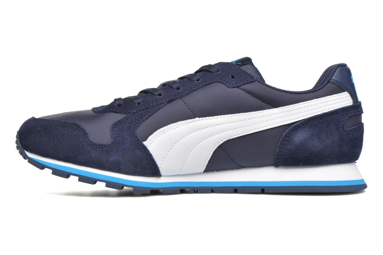 Sneaker Puma ST Runner NL blau ansicht von vorne