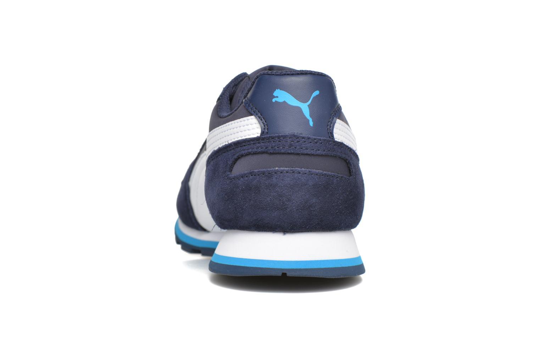 Baskets Puma ST Runner NL Bleu vue droite