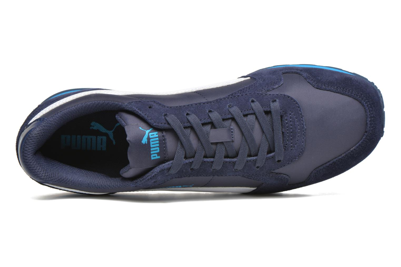 Sneaker Puma ST Runner NL blau ansicht von links