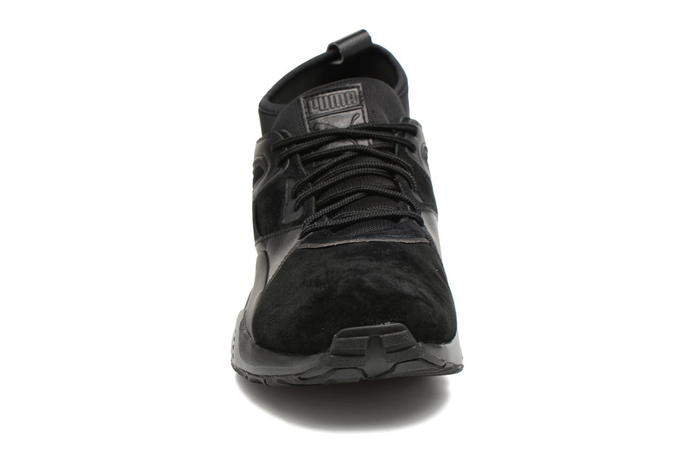 Trainers Puma Trinomic Blaze Of Glory Sock Core Black model view
