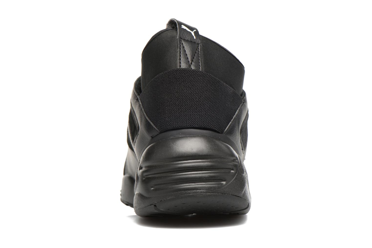 Trainers Puma Trinomic Blaze Of Glory Sock Core Black view from the right