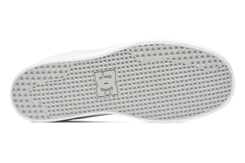 Chaussures à lacets DC Shoes Notch Blanc vue haut