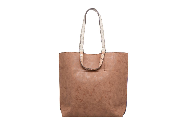 Handtaschen Tamaris AMBER Shopping bag braun ansicht von vorne