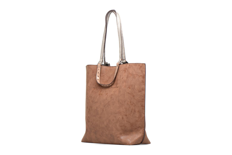 Handtaschen Tamaris AMBER Shopping bag braun ansicht von rechts