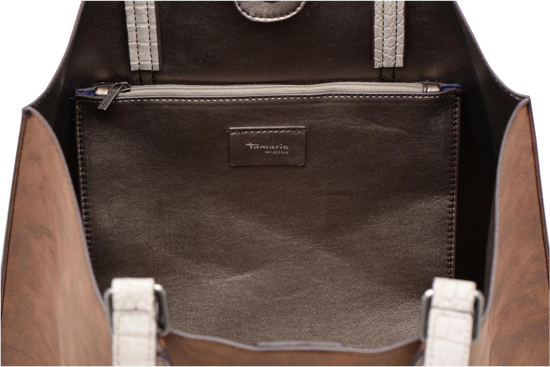 AMBER Shopping bag TOBACCO COMB