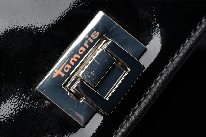 Handtaschen Tamaris MILENA Handbag schwarz ansicht von links