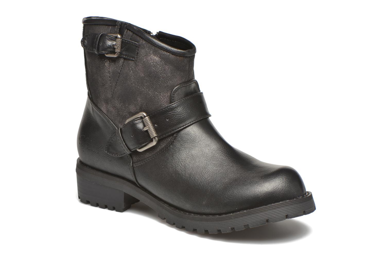 Kaporal Nael (Noir) - Bottines et boots chez Sarenza (272200)