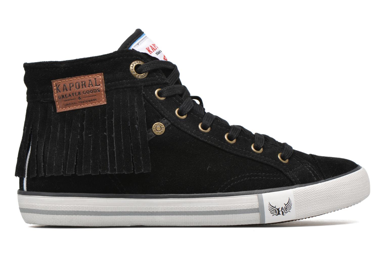 Sneaker Kaporal Icarly schwarz ansicht von hinten