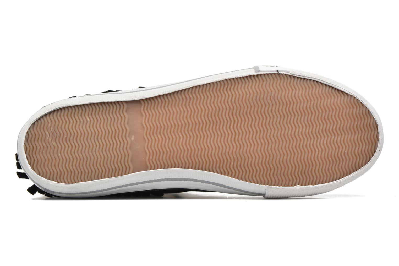 Sneaker Kaporal Icarly schwarz ansicht von oben
