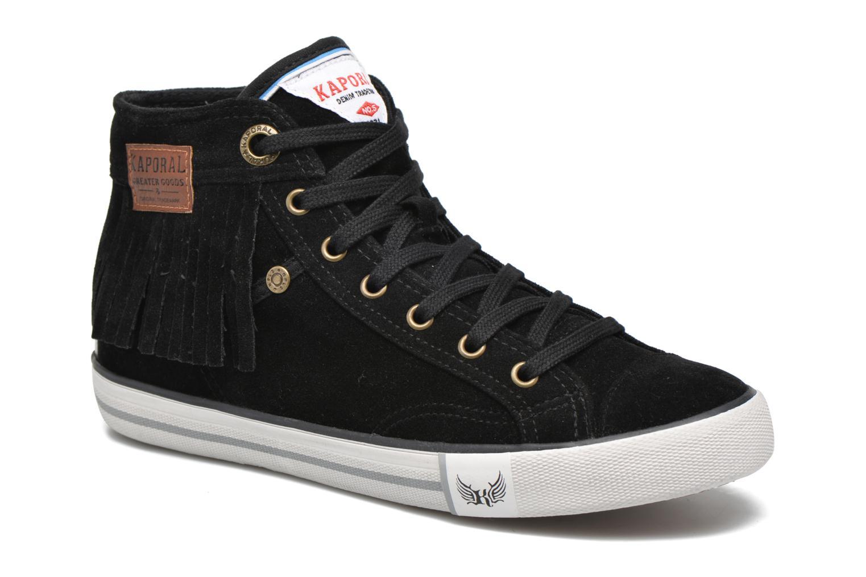 Sneaker Kaporal Icarly schwarz detaillierte ansicht/modell