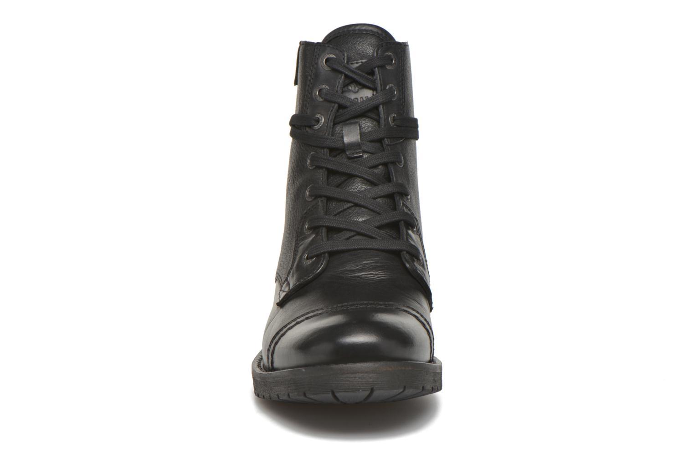 Bottines et boots Kaporal Zarvey Noir vue portées chaussures