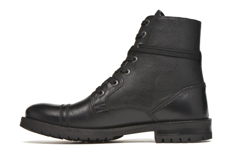 Bottines et boots Kaporal Zarvey Noir vue face