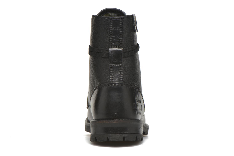 Bottines et boots Kaporal Zarvey Noir vue droite