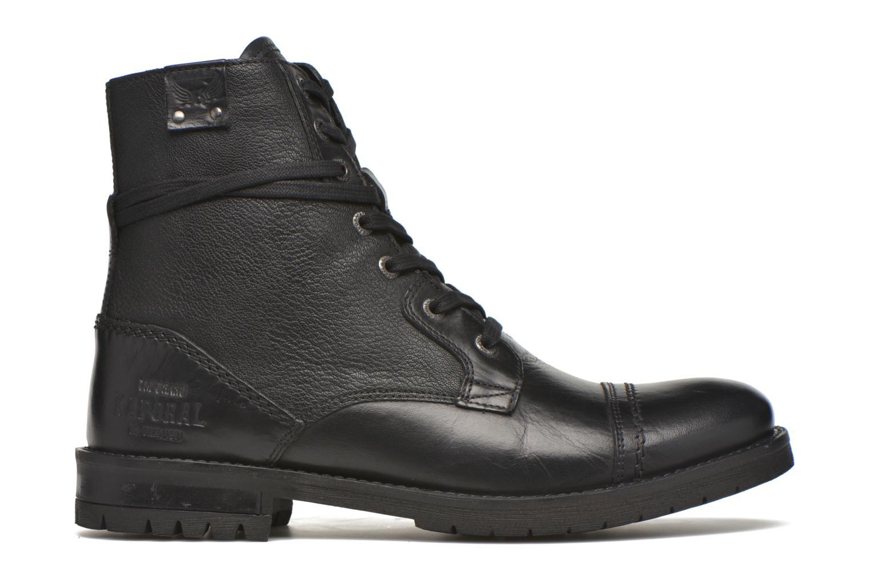 Bottines et boots Kaporal Zarvey Noir vue derrière
