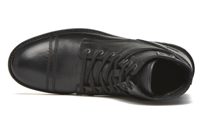Bottines et boots Kaporal Zarvey Noir vue gauche