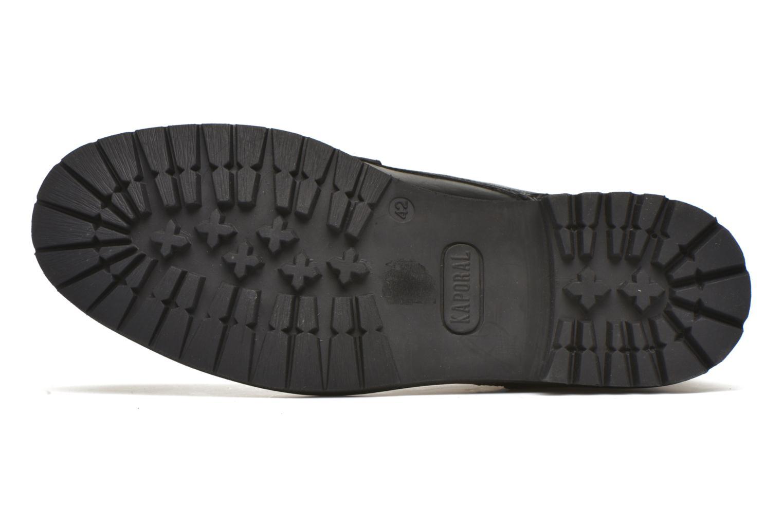 Bottines et boots Kaporal Zarvey Noir vue haut