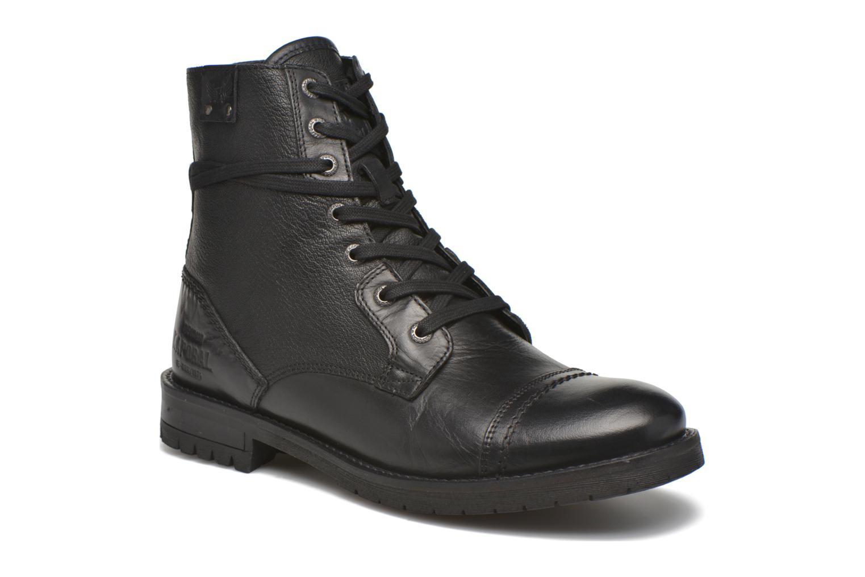 Bottines et boots Kaporal Zarvey Noir vue détail/paire