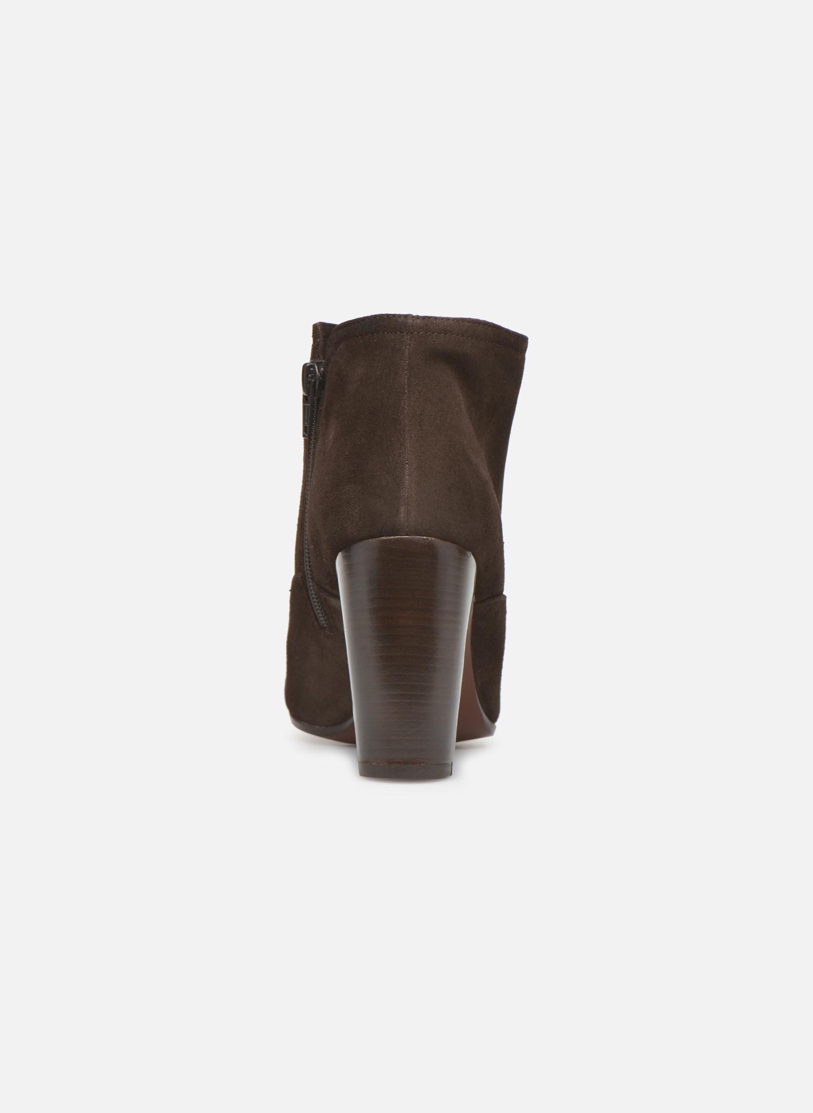 Bottines et boots Chie Mihara Fedora Marron vue droite