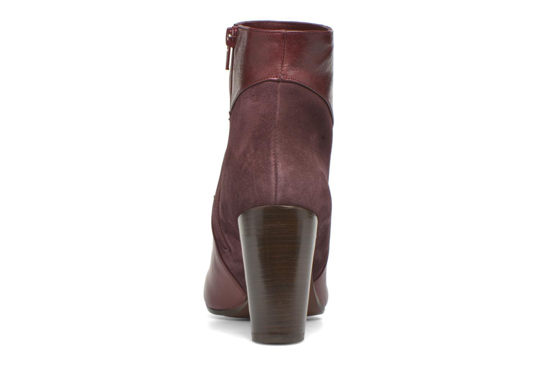Stiefeletten & Boots Chie Mihara Flint-C weinrot ansicht von rechts