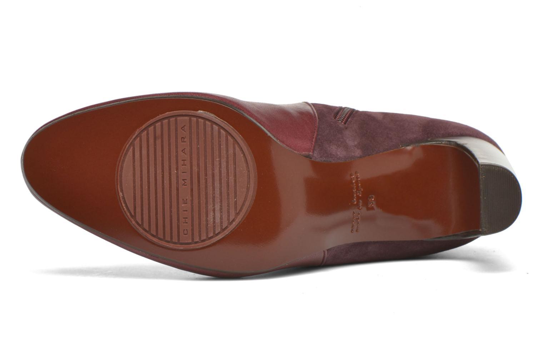 Stiefeletten & Boots Chie Mihara Flint-C weinrot ansicht von oben