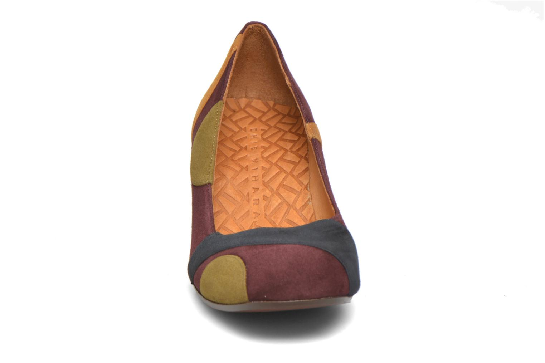 High heels Chie Mihara Junia Multicolor model view