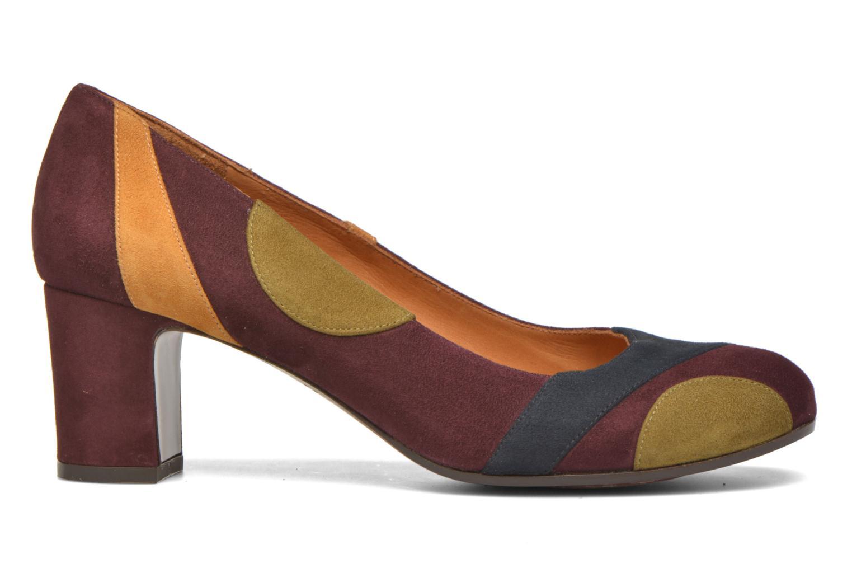 High heels Chie Mihara Junia Multicolor back view