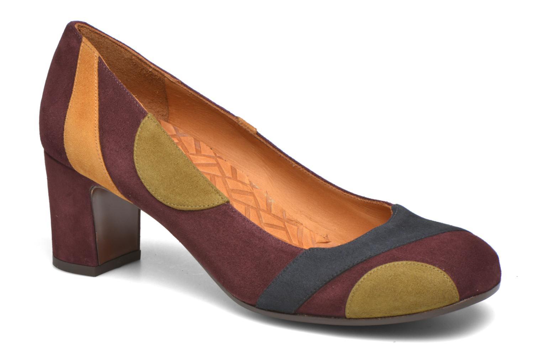 High heels Chie Mihara Junia Multicolor detailed view/ Pair view