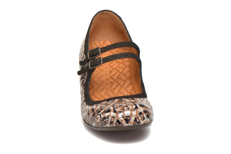 Escarpins Chie Mihara Juntos Multicolore vue portées chaussures