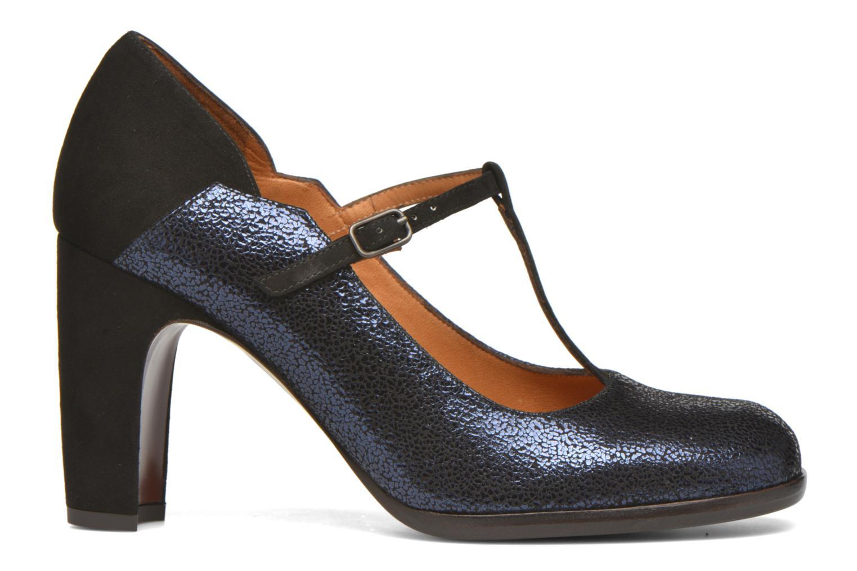 Zapatos de tacón Chie Mihara Atipo Azul vistra trasera
