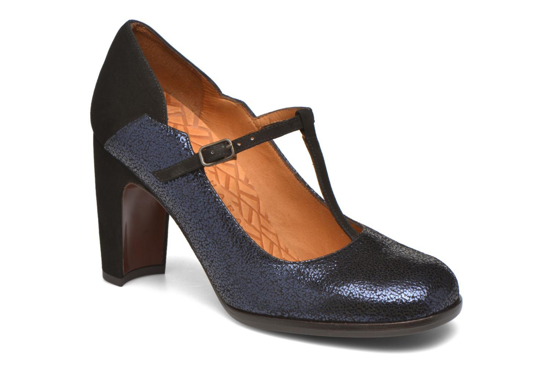 Zapatos de tacón Chie Mihara Atipo Azul vista de detalle / par