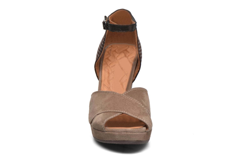 Escarpins Chie Mihara Besito Multicolore vue portées chaussures