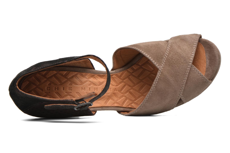 Zapatos de tacón Chie Mihara Besito Multicolor vista lateral izquierda