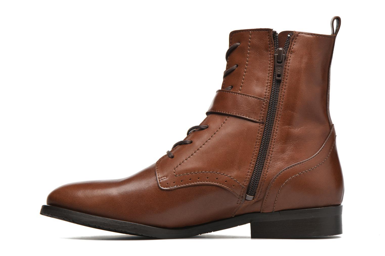 Bottines et boots HE Spring Coton Marron vue face