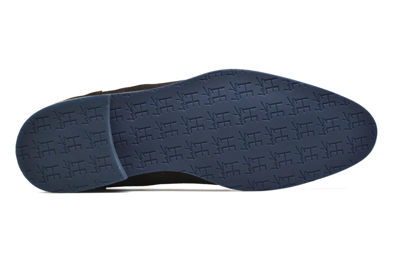 Chaussures à lacets HE Spring Max Marron vue haut