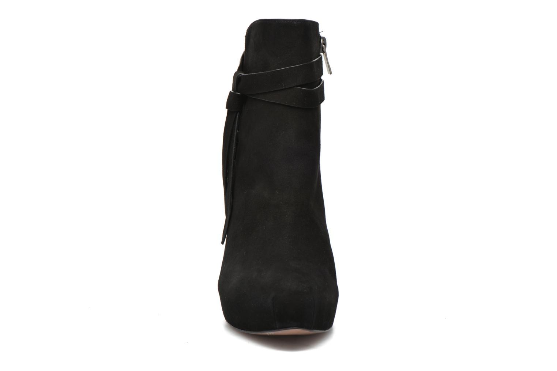 Bottines et boots Pura Lopez Catarina Noir vue portées chaussures