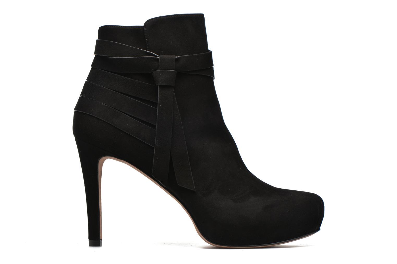 Bottines et boots Pura Lopez Catarina Noir vue derrière