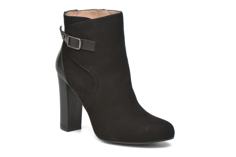 Zapatos promocionales Pura Lopez Gloria (Negro) - Botines    Zapatos casuales salvajes