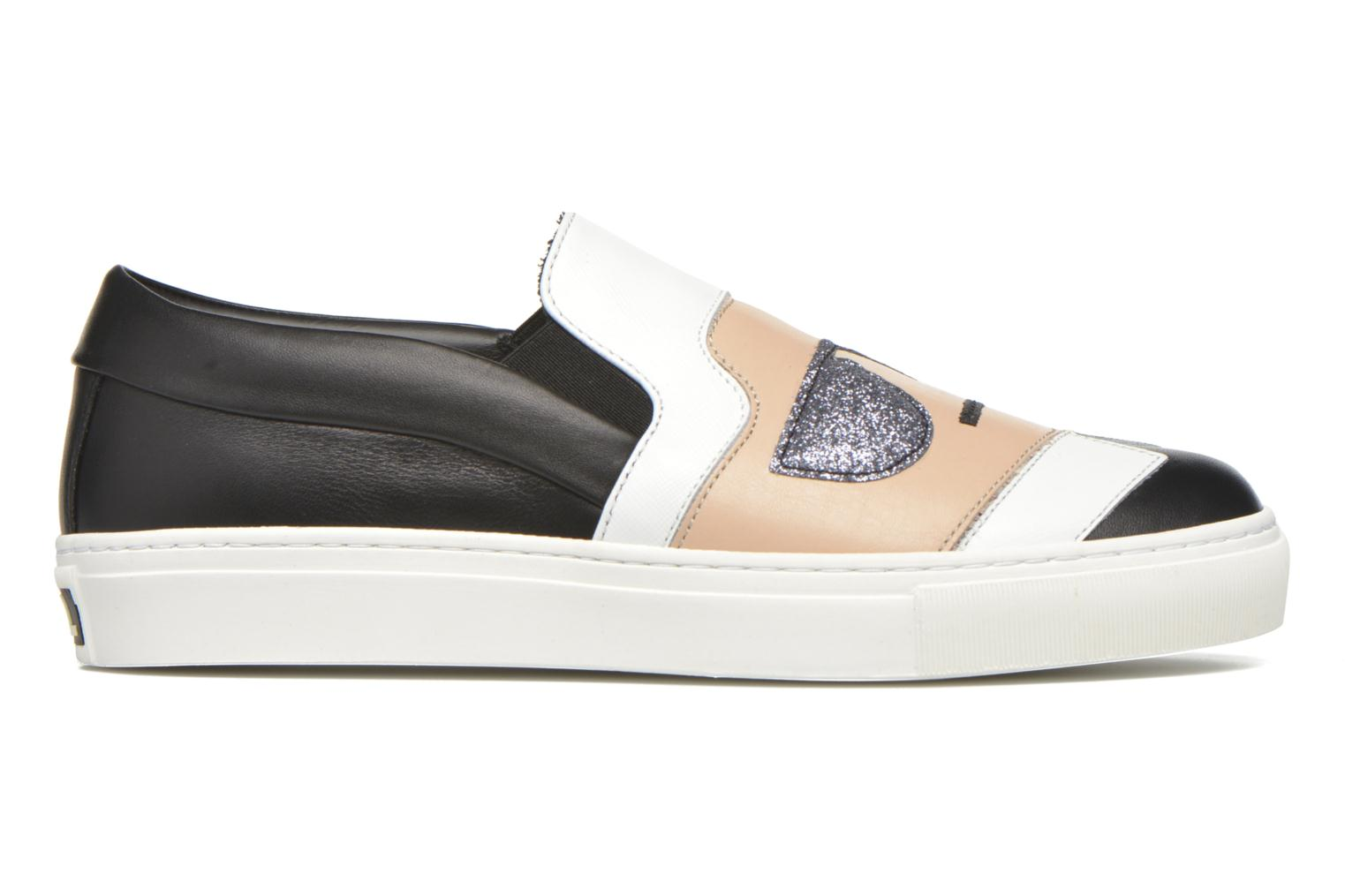 Sneakers Karl Lagerfeld Cocktail Sleep On Choupette Beige immagine posteriore