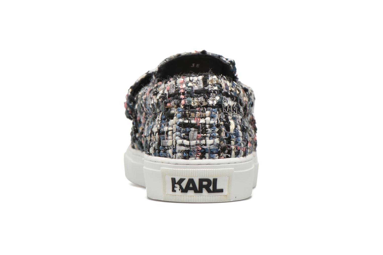Baskets Karl Lagerfeld Pop Sandal Multicolore vue droite