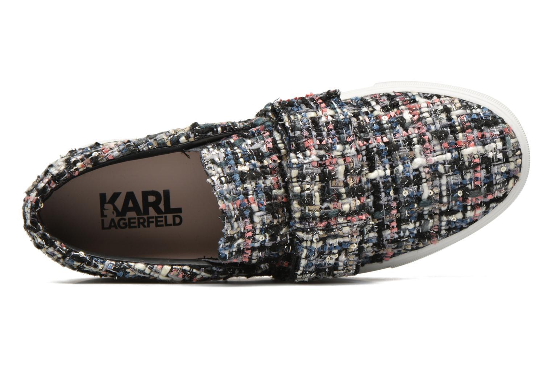 Baskets Karl Lagerfeld Pop Sandal Multicolore vue gauche