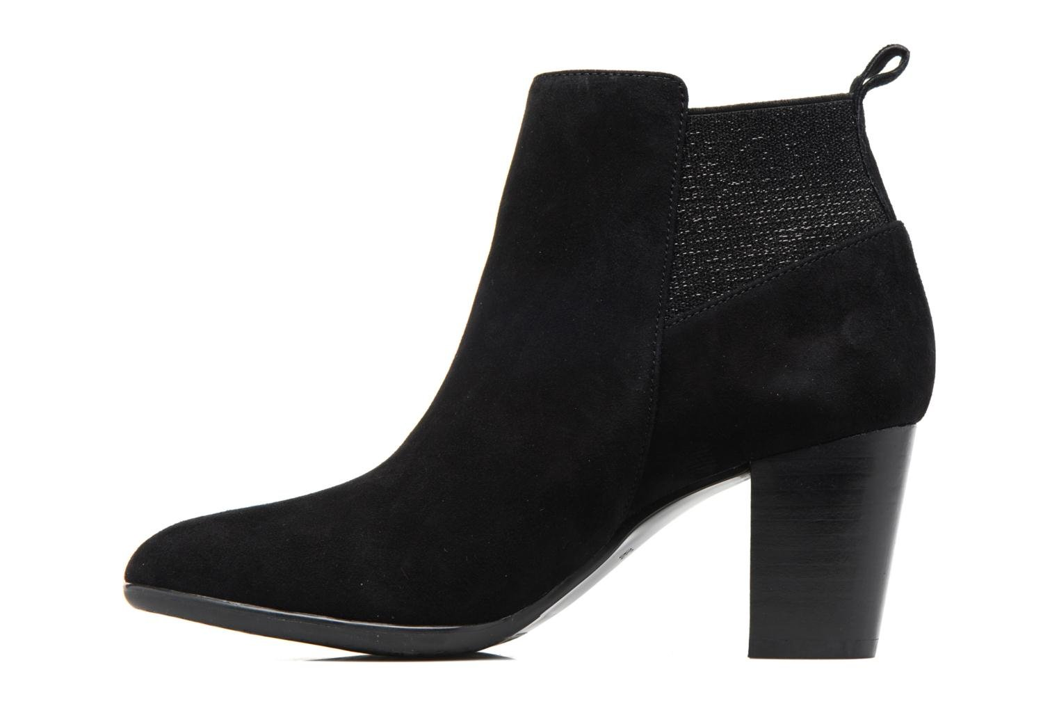 Ankle boots JB MARTIN Charmel Black front view